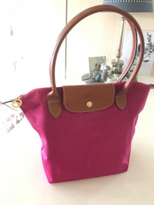 Longchamp Handbag magenta