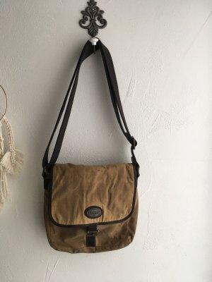 Fossil College Bag multicolored cotton