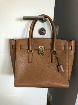 Michael Kors Sac fourre-tout brun cuir