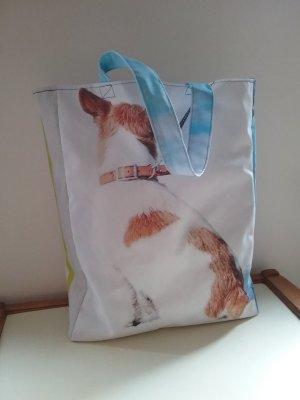 Tasche mit Hundemotiv