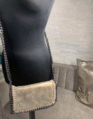 Borse in Pelle Italy Handbag bronze-colored