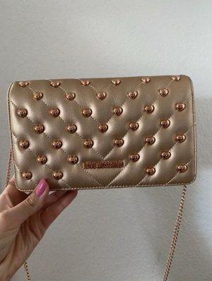 Love Moschino Crossbody bag rose-gold-coloured