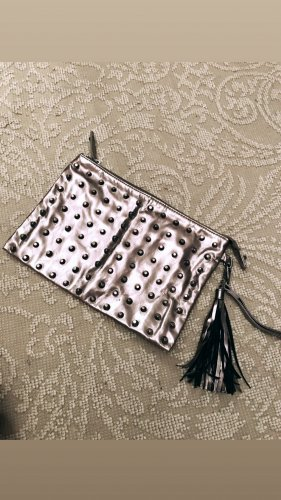 Tasche Nieten silver
