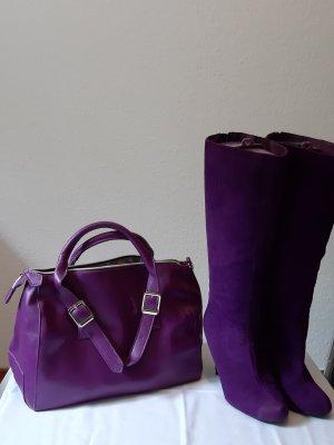 Tasche passend zu Stiefeln