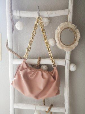Tasche rosa gold blogger hipster boho Fransen