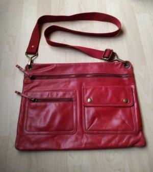 Tasche rot von HIDESIGN