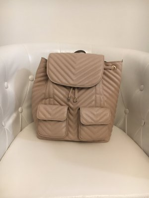Parfois Trekking Backpack nude-cream