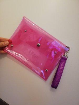 Sandro Paris Torebka mini jasny różowy-różowy