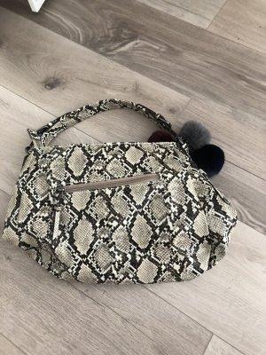 Tasche Schlangenoptik