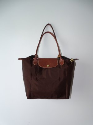 Tasche Schultertasche Le Pliage Shopper S Braun Cognac Longchamp (NP: 75€)