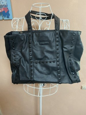 Tasche Schultertasche Schwarz