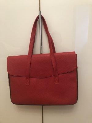Tasche Shopper Rot