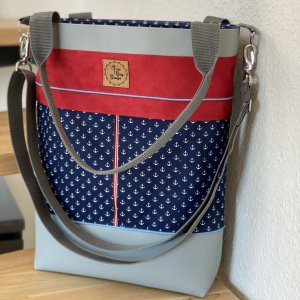Sac Baril multicolore