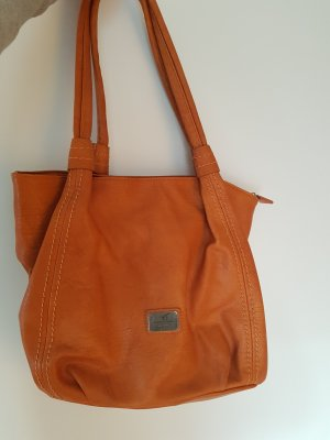 Tasche Tom Tailor Orange/Cognac