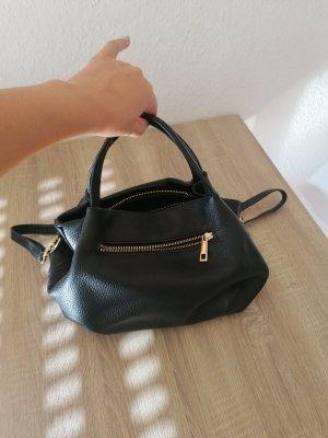 Tasche Umhänge schwarz