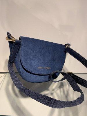 Tasche Umhängetasche Stuff Maker neu mit Etikett blau