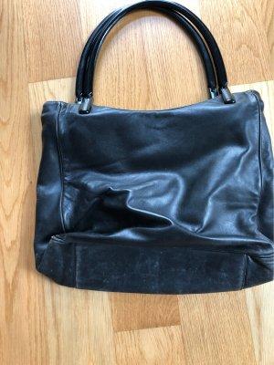 Prada Frame Bag black