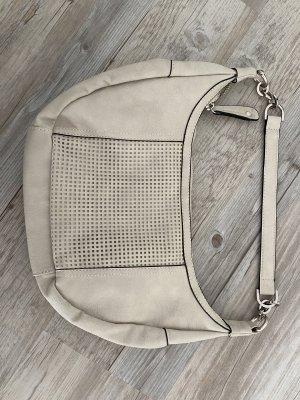 ara Handbag cream-black