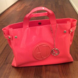 Armani Jeans Borsa shopper rosa