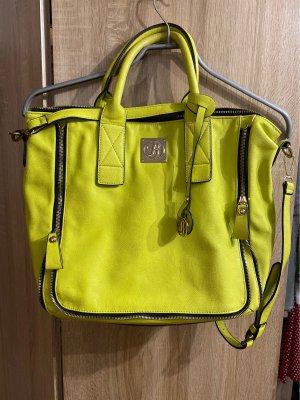 Buffalo Shopper neongeel-limoen geel