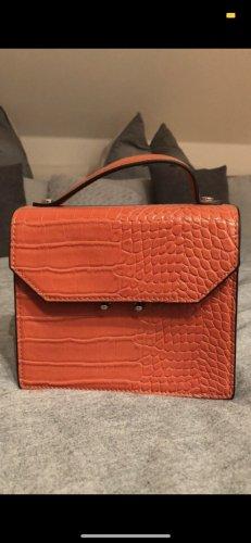 Tasche von C&A - orange-rot
