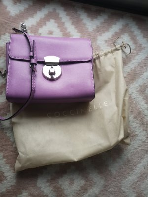 Coccinelle Carry Bag pink leather
