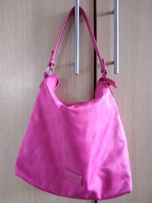 Tasche von Comma in pink/fuchsia