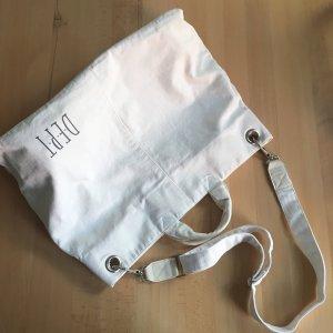 Dept Canvas Bag white cotton