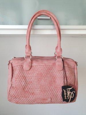Fritzi aus preußen Crossbody bag dusky pink-pink