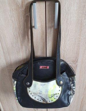 Tasche von Just Cavalli - Leder mit Applikationen außen