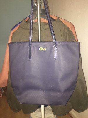 Lacoste Shoulder Bag dark blue