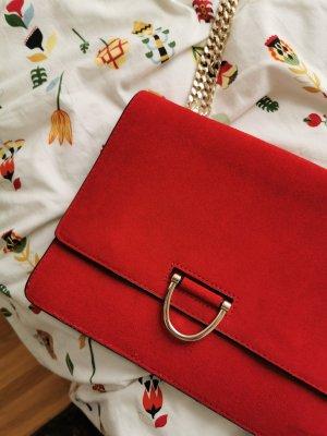 Tasche von Mango rot - 20€