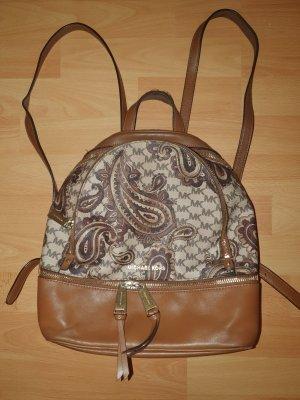 Michael Kors Backpack Trolley light brown