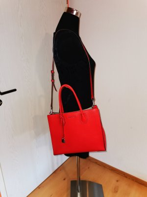Tasche von Michael Kors rotes Leder