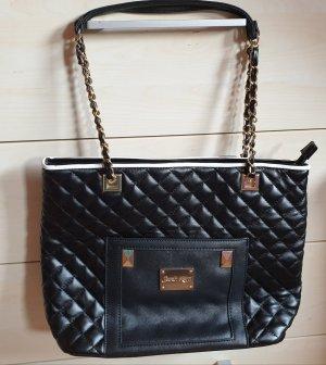 Tasche von Sarah Kern schwarz weiß gold - Neu!