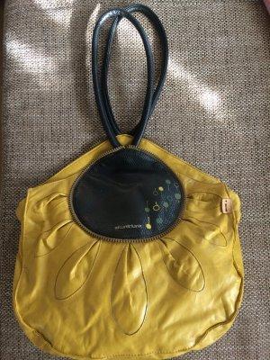 Tasche von Skunkfunk, Gelb/Braun