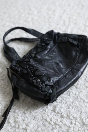 Tasche von Zara aus Leder