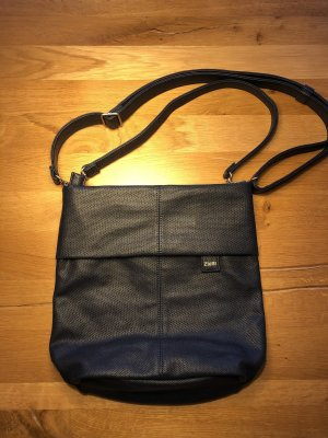Zwei Pouch Bag dark blue