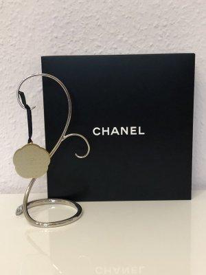 Chanel Porte-clés doré