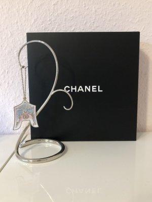 Chanel Sleutelhanger veelkleurig Metaal