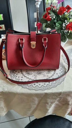 & other stories Handbag dark red