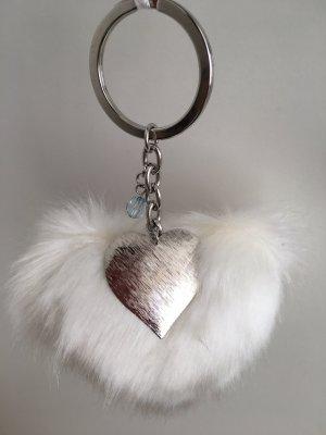 Taschen-/Schlüsselanhänger Herz