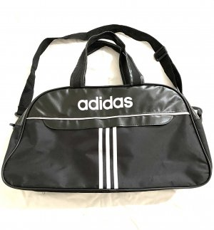 Adidas Gekruiste tas zwart-wit
