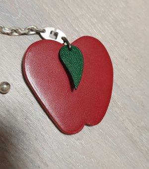 """Taschenanhänger von Hermes """"Apfel"""" - wie neu"""