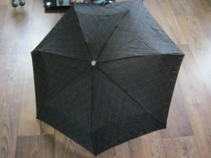 Tchibo / TCM Folding Umbrella black