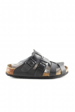 Tatami Komfort-Sandalen schwarz Casual-Look