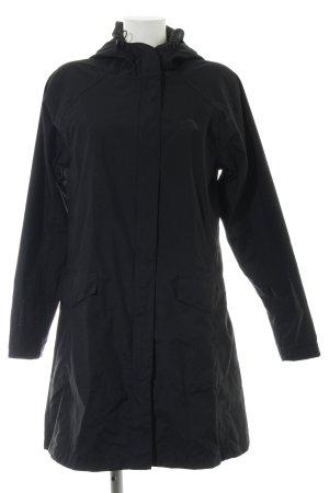 Tatonka Heavy Raincoat black casual look