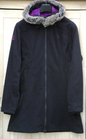 Tatonka – Women's Paris Coat – Fleecemantel Gr. 42