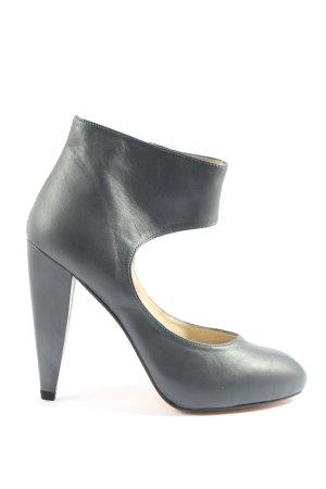 Tatoosh High Heels schwarz Casual-Look