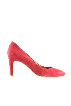 Taupage Spitz-Pumps pink Elegant